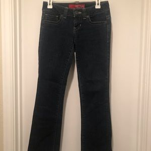 Guess Brand Bootcut Jeans